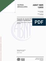 NBR 12655 2006