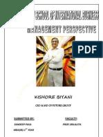 Kishore Biyani Ceo