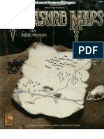 TSR 9377 - GR3 - Treasure Maps