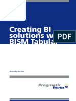 Creating a Bi Solution