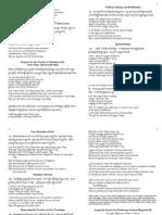 Pundarika Chant Book