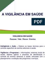 Vigilância- SAÚDE