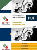 2012-02 Presentacion ejecutiva BAF