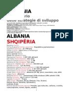 SCHEDA ALBANIA