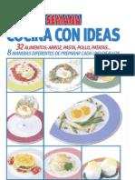 Coleccionable Cocina Con Ideas