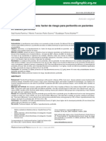 Hipoalbuminemia severa factor de riesgo para peritonitis en pacientes en diálisis peritoneal