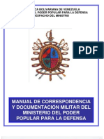 Manual de Documentacion y Archivo Del Mppd