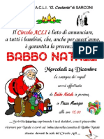 Babbo Natale 2008