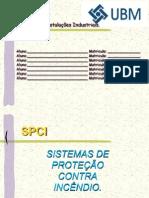 Apresentação SPCI UBM