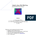 PKG Editing Guide by Xcellerator
