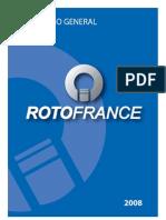 ROTOFRNACE -catalogo