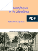 Rare Pictures of Ceylon (Sri Lanka)