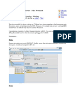 Debugging CRM Middle Ware