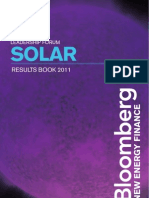BNEF 2011 Solar Leadership Forum the Results Book