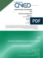 Sciences expérimentales et technologie CM 2 integral ~ Guide