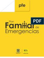 Plan Familiar Emergencias PDF