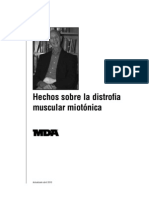 Distrofia Muscular Miotonica