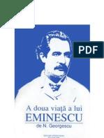 Georgescu, Nicolae - A doua viata a lui Eminescu