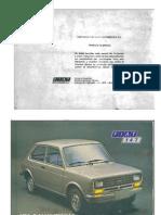 Manual Fiat 147