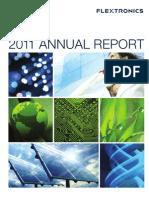 Flex Annual Report