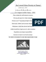 Flyer/Business Outreach SSA-Cheney