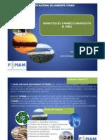 2. Impactos Del Cambio Climatico FONAM