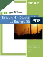 4° Boletim de Distribuição de Energia Eletricaa (1)