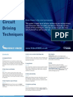 Racelogic eBook Advanced Circuit Driving