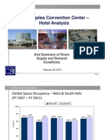 Downtown hotel analysis