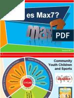 ¿Qué es Max7