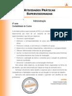 ATPS Contabilidade_Custos