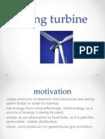 Wing Turbine