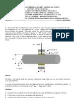Resolução de Exercícios Sobre Mancais de  Deslizamento na DEM0403-T01 em 2012.1