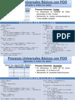 Procesos-Universales Con POO