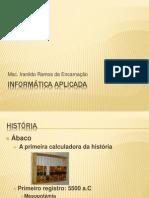 Informática Aplicada - Introdução