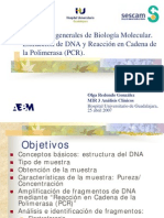Extraccin de Dna y Pcr