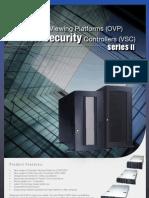 Pacom OVP VSC Series II Brochure
