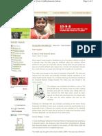 Www.childlineindia.org.in 1098 Case of Child Domestic Labour