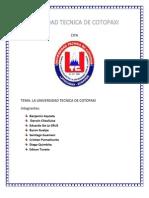 TRABAJO DE ORIENTACION
