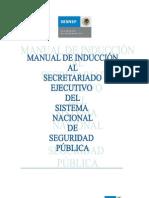 Manual de Induccion Al Secret Aria Do Ejecutivo