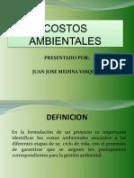 Presentacion de Costos Ambient Ales