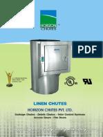 Linen Chute(Laundry)-Horizon Chutes