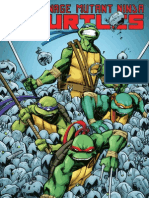 Teenage Mutant Ninja Turtles #8 Preview