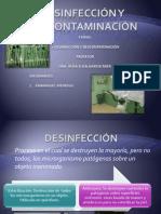 Desinfección y Descontaminación (1)