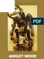 Zombies vs Robots Ashley Wood Portfolio Preview