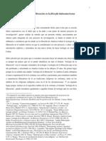 Incidencia de la teología de la liberación en la filosofia - Raúl Fornet-Betancourt