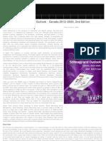 Social Tools Strategic Outlook 2012-2020 Canada, 2012