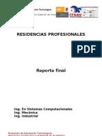 Guia Reporte Final