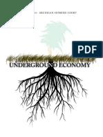 Underground Economy Report by Michigan Supreme Court 2010