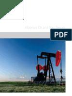 Alberta's Oil & Gas Tenure